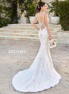 Wedding Dresses | Bridal Gowns | KittyChen - Celestia #kittychen