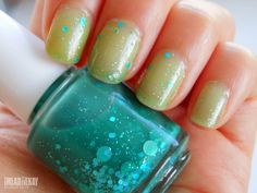 ♥ imladiiekay | Beauty and Lifestyle Blog: PolishMeSilly ♥ Mermaid Tears Nail Polish Swatches + Review