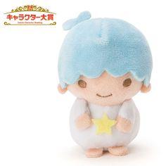【2016】★Plush Doll ★各648円(税込), 約5.5×4×7cm ★ #SanrioOriginal #SanrioCharacterRanking ★ #LittleTwinStars