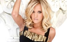 carrie underwood shoulder length layers - Google Search