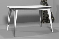 TETRA  TABLE (HPL) / CNC ROUTER  /  3D DESIGN / 유창석   www.joinxstudio.com
