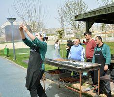 Türkiye'nin En Büyük Parkı'nda kebap sezonu açıldı. Başka bir planınız yoksa bu hafta sonu YeşilVadi'ye bekleriz. #YeşilVadi #Şahinbey