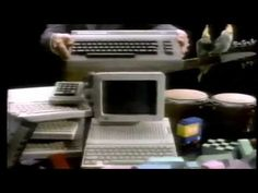 OLD COMMERCIAL COMPUTERS - COMMODORE - YouTube