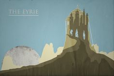 Minimalist GoT Castles - The Eyrie