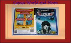 Top Gun für Playstation 2,PS2, in OVP Ansehen!