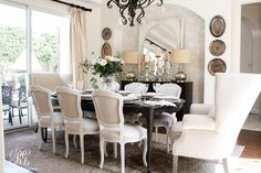 Easy Summer Tablescape - Randi Garrett Design