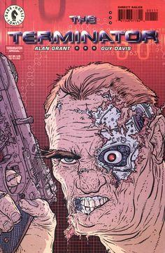 Geof Darrow - The Terminator