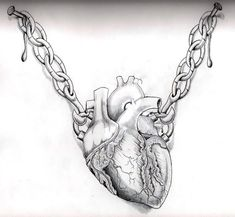 Masculine Tattoo Designs for Men and Guys - Realistic Heart drawings for men Realistic Heart Tattoo Design Wing Tattoos On Back, Heart With Wings Tattoo, Side Tattoos, Back Tattoo, Tattoos For Guys, Mens Tattoos, Tatoos, Wing Tattoo Designs, Tattoo Design Drawings
