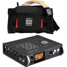 Our Tascam DR-680 8-Track Portable Field Audio Recorder and mixer.