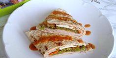 szenhidrat-csokkentett-paleo-tortilla Paleo Tortillas, Nachos, Pancakes, Sandwiches, Mexican, Breakfast, Ethnic Recipes, Food, Morning Coffee