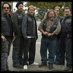 Brotherhood - Sons of Anarchy