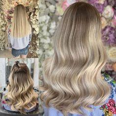 𝕌𝕟𝕕𝕖𝕣 𝕥𝕙𝕖 ℍ𝕠𝕠𝕕 𝔸𝕡𝕡𝕝𝕚𝕔𝕒… - Modern Tape In Extensions, Hair Extensions, Caramel Hair, Hair Restoration, Hair Transformation, Locks, Wedding Hairstyles, Long Hair Styles, Key