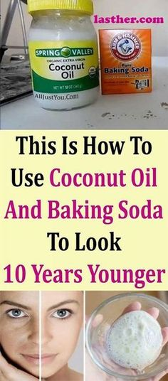 If you have problems with wrinkles and sagging facial skin, do not worry. Baking Soda Face, Baking Soda Shampoo, Baking Soda Uses, Baking Soda Benefits, Baking With Coconut Oil, Natural Exfoliant, Natural Face Cleanser, Facial Cleanser, Homemade Facials