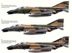 USAF F-4 Phantom II MiG Killers