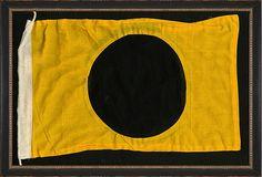 Nautical Flag Print, I on OneKingsLane.com
