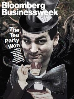 A Tribute to Richard Turley's Greatest Bloomberg Businessweek Covers - The Atlantic Bloomberg Businessweek, Get Educated, Business Magazine, Digital Magazine, Through The Looking Glass, Magazine Design, Graphic Design Inspiration, Cool Things To Make, Tea Party