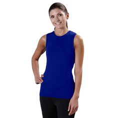 Blue top for R2D2 costume maybe? This one's on sale for $12