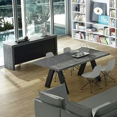 Axan - Extending Dining Table | Tables | Dining Room