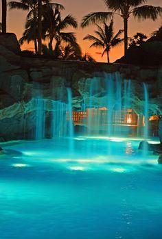 Waterfalls – Amazing Creation of Nature Part 2 - Maui, Maui Marriott
