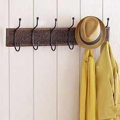 Veda Wall Rack | World Market