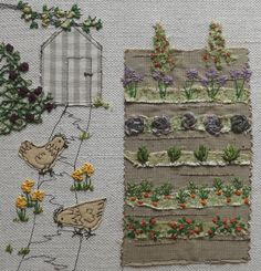 graciemay - Textile Artist, Stitchclub and Workshops