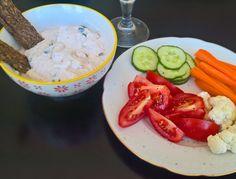 FROKOST: Torskerognsmusse med lime og kapers. Spis dig slank 2, side 22.
