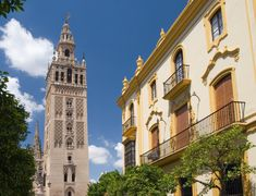 ¡Echadle una mano a los nuevos! Si tuvieseis que recomendarle algo que ver en #Sevilla a unos amigos que acaban de llegar, ¿qué sería? ¡Dinos qué es lo que NO se pueden perder!  HM