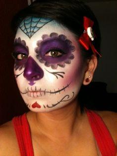 halloweeen  Sugar skull