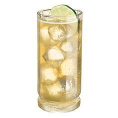 Bushmills irish buck:  Irish Whiskey  Lime Juice  Ginger Ale