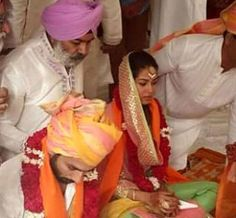 Shahid Kapoor and Mira Rajput get married in Delhi, July, 2015
