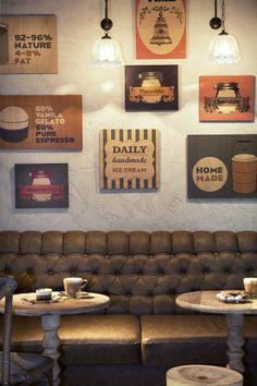 美式鄉村氛圍的復古咖啡廳   ㄇㄞˋ點子靈感創意誌