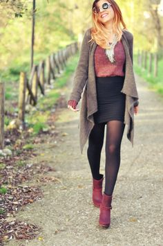 Outfit inverno 2014: Maxi cardigan_freakyfridayblog