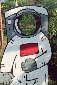 Heimlichkeiten: Space Party 2. Teil - Astronautentraining