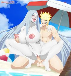 The queen of the beach naruto new naruto hentai color pic free