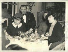1936 Press Photo Gloria Morgan Vanderbilt Socialite