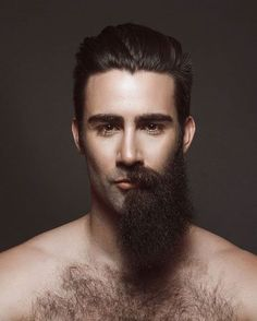 Dont get why u would shave this beautiful beard?