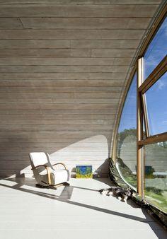 Hawthbush Farm commission for Mole Architects.
