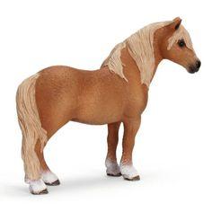 Schleich Welsh Pony Stallion Horse Farm Life Figure Toy Figure 13871