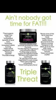 It Works, Greens, Thermofit and Fat Fighters.  www.letswrapvegas.com