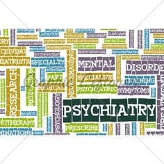 dreaming about Psychiatry - the decision is so hard....