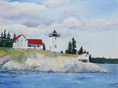 ws.Swans Island Lighthouse.jpg (74972 bytes)