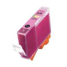 """Buy BCI-3e (4484A003) Photo Magenta Ink Cartridge for Canon at Houseoftoners.com. We offer to save 30-70% on ink and toner cartridges. 100% Satisfaction Guarantee."