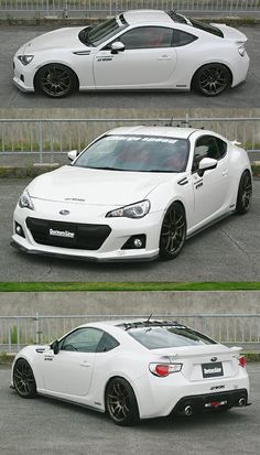 Subaru BRZ, this more like the car i want :D