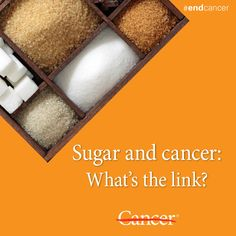 Sugar is in almost everything we eat, from fresh fruit to cereal and yogurt. But it's the added sugars in processed foods that can pose the biggest risk to your health. Get our experts' take on the link between cancer and sugar, and learn how to trim sugar from your diet. #endcancer