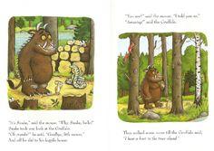 English blog page : The Gruffalo
