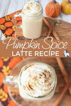 Soon, you'll be able to roll up to your local Starbucks and order all the pumpkin spice drinks. However, use this pumpkin spice latte recipe to enjoy the Copycat Starbucks Pumpkin Spice Latte Recipe, Pumpkin Spiced Latte Recipe, Spiced Coffee, Starbucks Recipes, Coffee Recipes, Homemade Pumpkin Spice Latte, Café Latte, Coffee Latte, Coffee Creamer