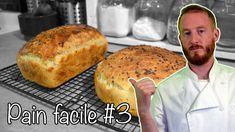 Yeast Bread, Fritters, Sweet Bread, Doughnuts, Free Food, Muffins, Rolls, Cooking, Breakfast