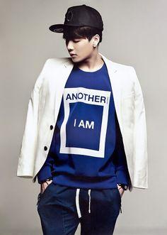 Wang Jia Er. It's the real him because he is wearing his cap. #JacksonWang #UltimateBias