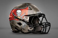 Check Out The Awesome Redesigned NFL Helmets of All 32 Teams - Page 22 of 97 - Healthy Living