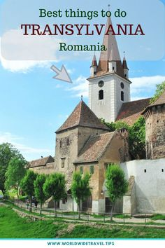 With its untamed nature and picturesque villages, Transylvania Romania is one of the most beautiful places from Southeastern Europe. See here which are the best things to do in Transylvania! City Breaks Europe, European City Breaks, Brasov Romania, Bucharest Romania, Places In Europe, Europe Destinations, Travel Tours, Shopping Travel, Budget Travel